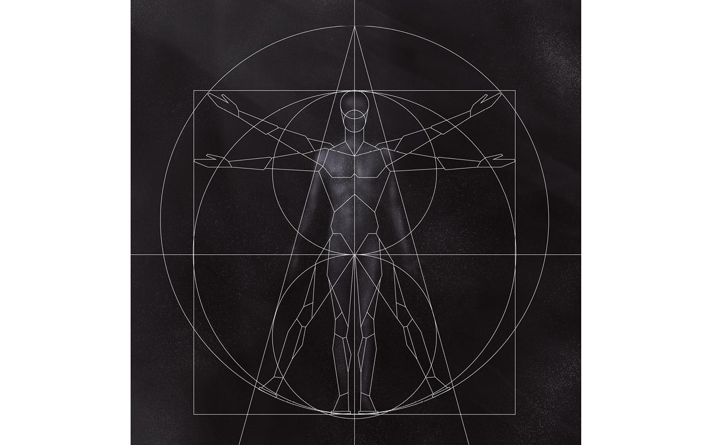der-getreue-roboter-illustration-perfekter-mensch