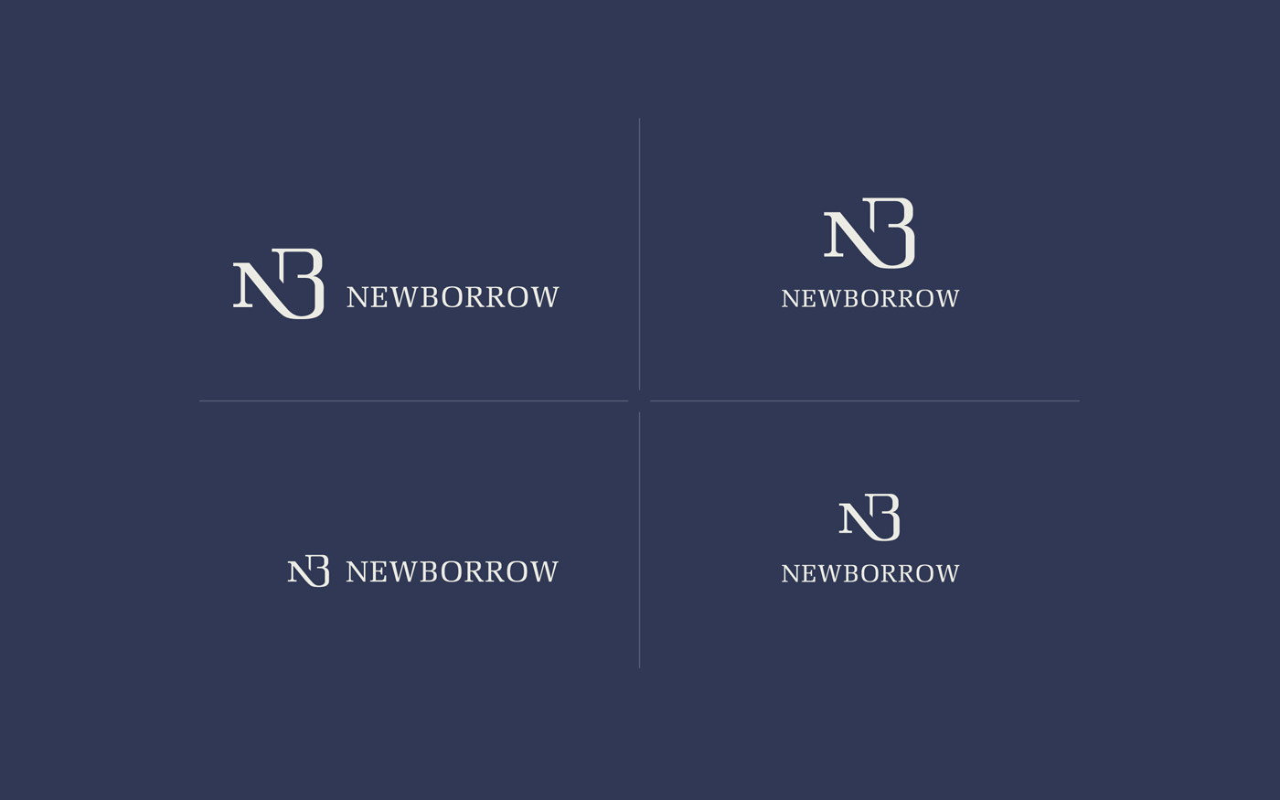 newborrow-logovarianten